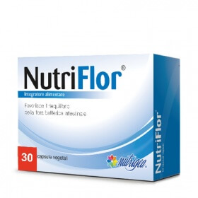 NutriFlor 30 cps