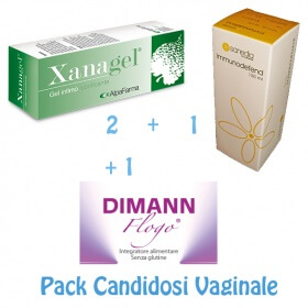 Pack Candidosi Vaginale