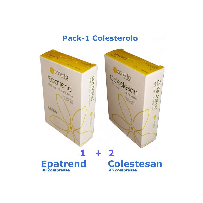 Pack Colesterolo